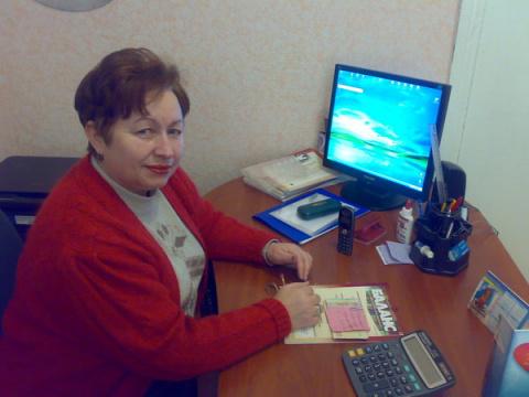 Галина Гуманенко (личноефото)