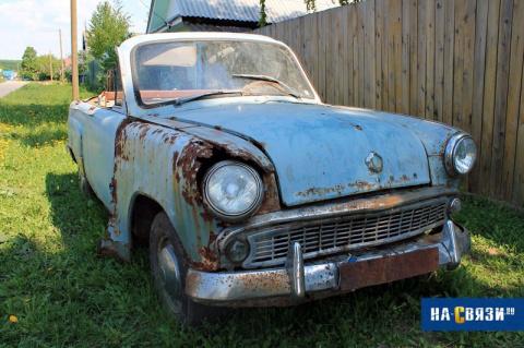 Какие старые автомобили можно встретить в деревнях? (56 фото)