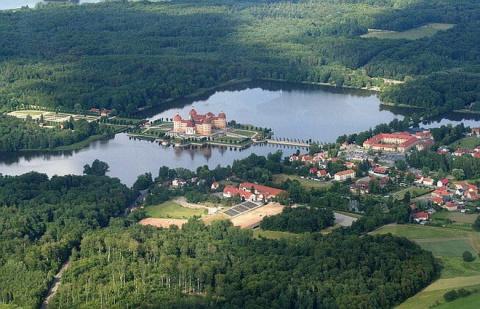 Замок Морицбург | Мир путешествий