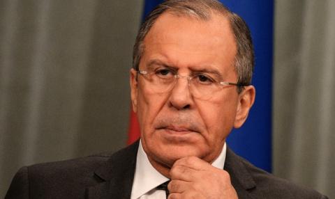 Лавров назвал виновников возможного срыва перемирия на Украине