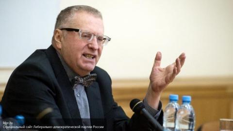 Жириновский: Три часа – и русские войска будут в Таллине и Риге