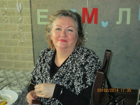 Людмила Петрусева