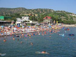 Куда поехать в Крыму: поселок Рыбачье