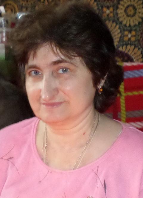 Галина Саломатова (Щелконогова)