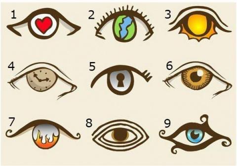 Вижу по глазам (тест)*