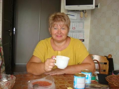 Оля Зубарева