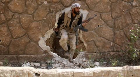 Боевики ИГ отступают без соп…