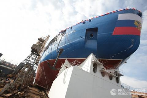 ВСанкт-Петербурге спустили …