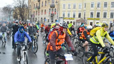 Велопробеги могут приравнять к акциям протеста