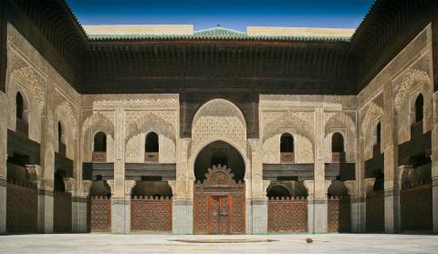 Памятники Марокко
