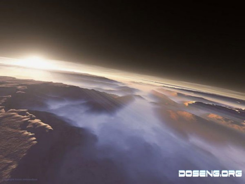 Утро на Марсе