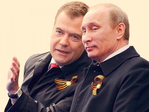 Почему Медведев не уволил Путина, а Путин – Медведева?