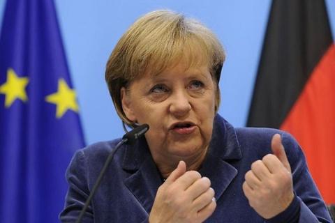 Меркель считает, что Россия может развалить Евросоюз