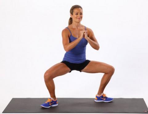 Плие — упражнение для стройн…
