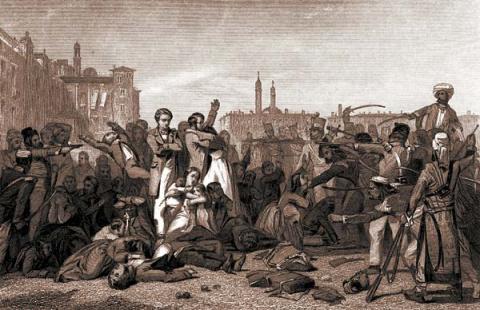 Нана Сахиб и сипайское восстание