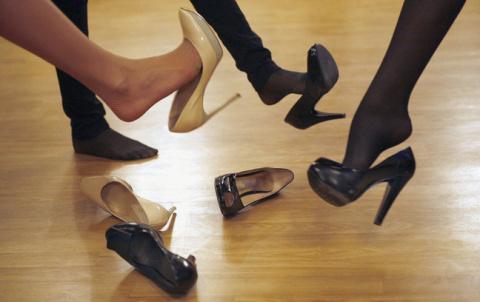 Как сделать каблуки удобными…