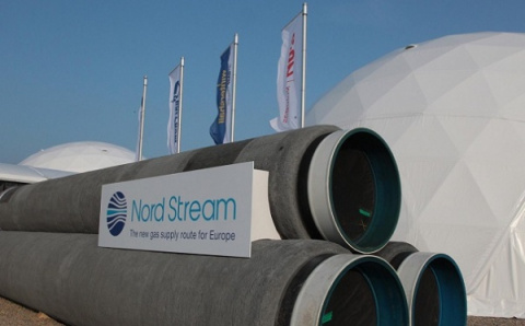Nord Stream 2 продолжает про…