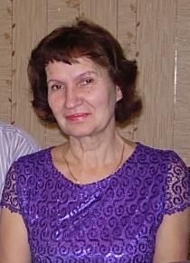 Вера Осипова (личноефото)