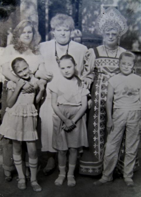 1993  Сокол   Карнавал