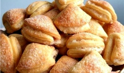 Печенье из творога: бюджетно, просто и вкусно!