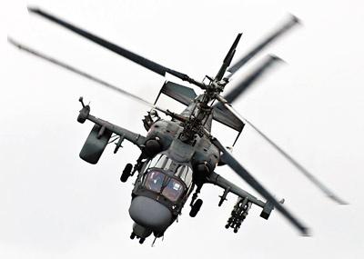 Москва построит свои вертолётоносцы