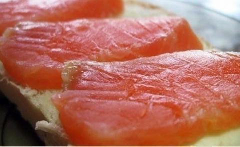 Красная рыба засоленная в морозилке – необычный рецепт