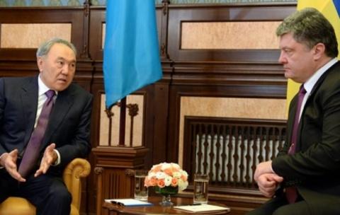 Казахстан отказался поставлять газ на Украину