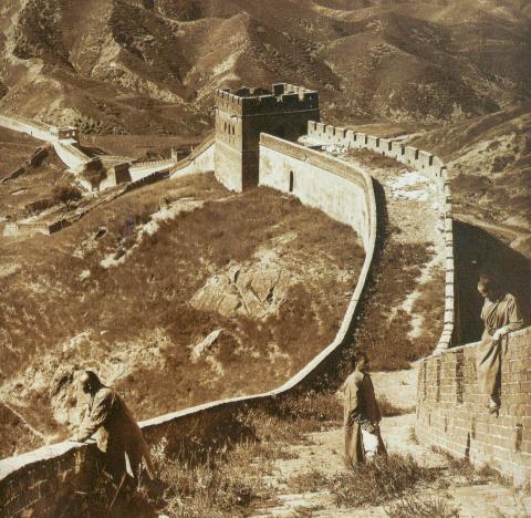 Что вы не знали о Великой китайской стене