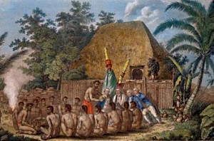 Почему аборигены съели Кука.