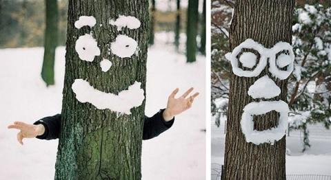 Детский мир. Зимние забавы