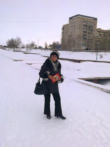 Людмила Гладышева