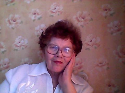 Галина Петровна Гончарова (личноефото)