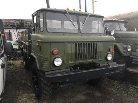 Вездеход на базе из ГАЗ 66 с…