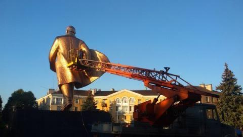 Новости Украины: Ленина здесь больше нет