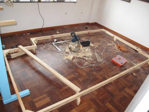 Преображение комнаты