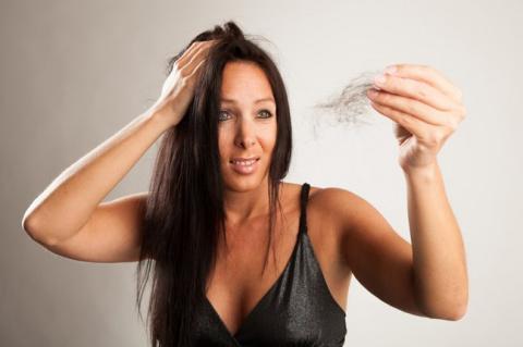 Натуральные маски от выпадения волос