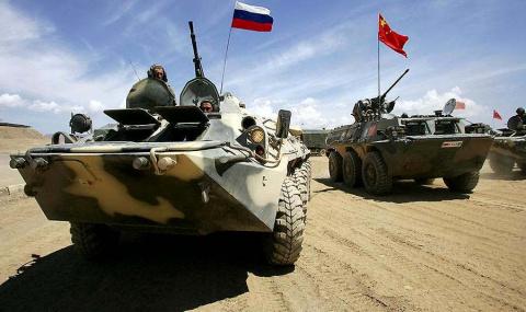 Россия и Китай могут выступи…