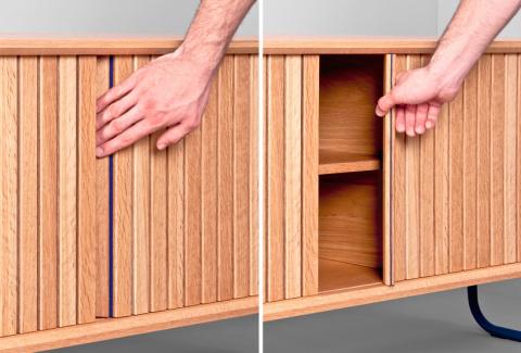 Шкафчик с секретом