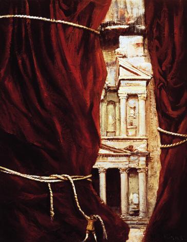 Театр истории город Петра или дом Саломеи