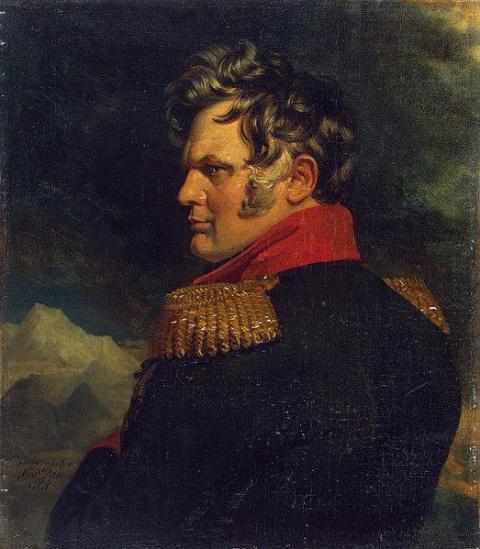 Генерал Ермолов - покоритель Кавказа
