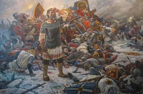Есть такая европейская традиция — ходить на Россию