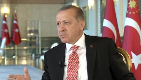 Эрдоган назвал немецкие влас…