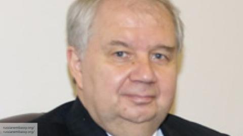 Посол России заявил об отсут…