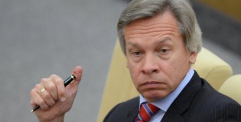 Пушков предложил Порошенко переориентироваться на торговлю с Молдавией