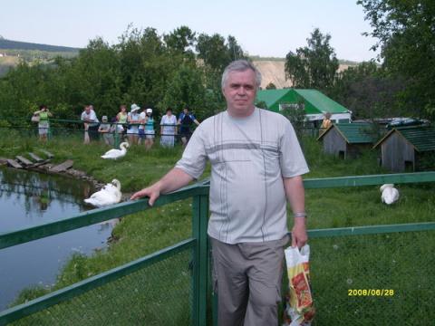 Александр Верховых