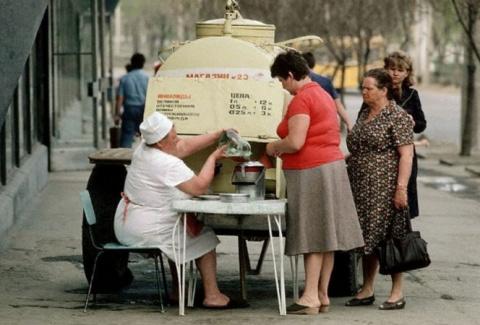СССР: продукты, которые мы потеряли.