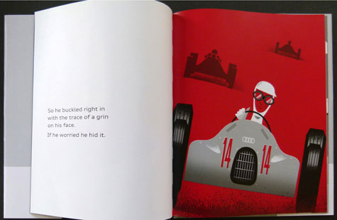 Audi выпустила детский комикс