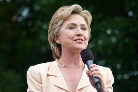 """61% американцев считает Хиллари Клинтон """"нечестной"""""""