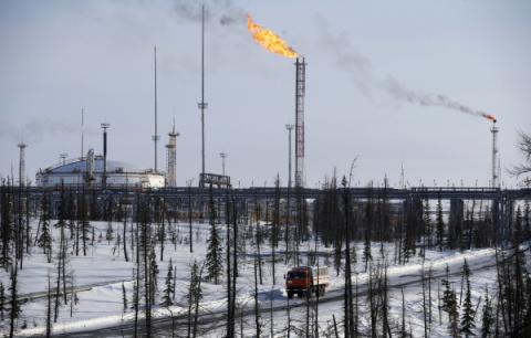 Россия вышла в мировые лидеры по добыче нефти