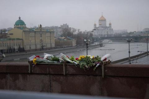Опубликованы детали задержания подозреваемых в убийстве Немцова